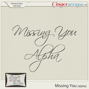 Missing You {alpha} by Little Rad Trio
