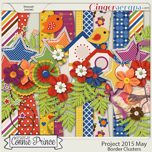 Project 2015 May - Border Clusters