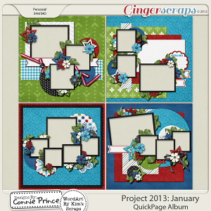 Project 2013: January - QuickPages