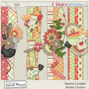 Retiring Soon - Home Cookin' - Border Clusters
