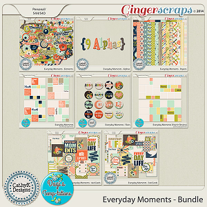 Everyday Moments - Bundle
