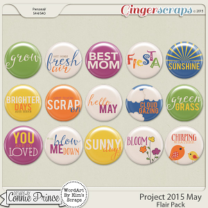 Project 2015 May - Flair Pack
