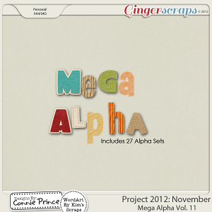 Retiring Soon - Project 2012: November - Mega Alpha Vol 10