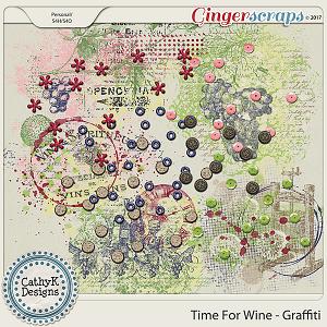 Time for Wine - Graffiti