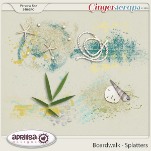 Boardwalk - Splatters