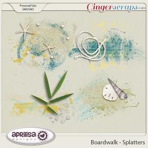 Boardwalk - Splatters