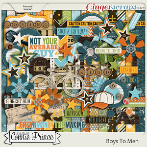 Boys To Men - Kit