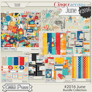 #2016 June - Bundle Collection