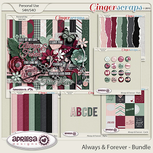 Always And Forever - Bundle by Aprilisa Designs