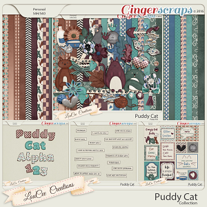 Puddy Cat Collection