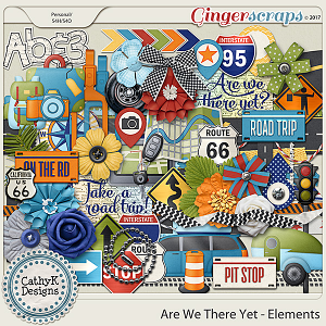 Are We There Yet - Elements
