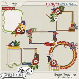 Better Together - Cluster Pack
