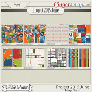 Project 2015 June - Mega Stash