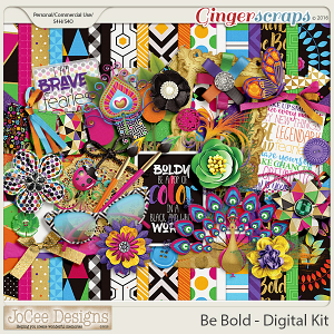 Be Bold Digital Kit