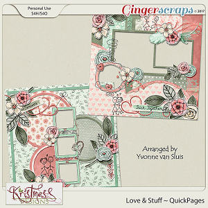 Love & Stuff QuickPages
