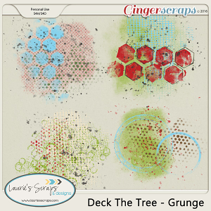 Deck The Tree - Grunge