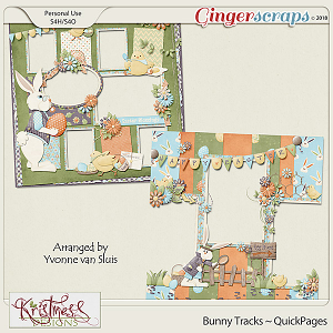 Bunny Tracks QuickPages