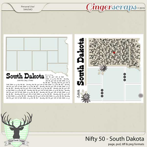 Nifty 50: South Dakota