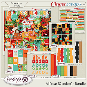All Year {October} - Bundle