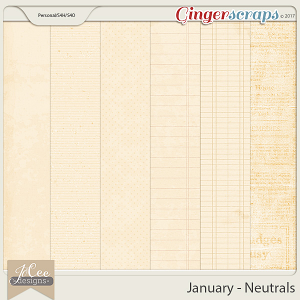 January Neutral Papers