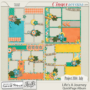 Retiring Soon - Project 2014 July: Life's A Journey - QuickPages