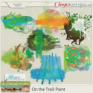 On the Trail: Paints  by Clever Monkey Graphics & Meagans Creations