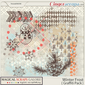 Winter Frost (graffiti pack)