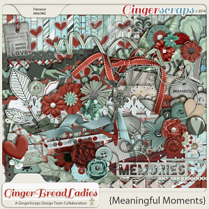 GingerBread Ladies Collab: Meaningful Moments