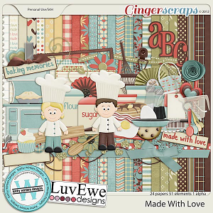 Made With Love Collaboration