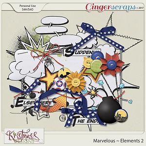 Marvelous Elements 2