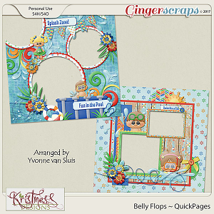 Belly Flops QuickPages