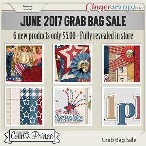 June 2017 Grab Bag - 4th Of July