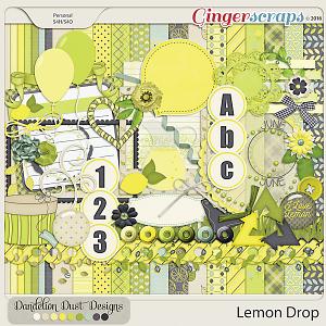 Lemon Drop By Dandelion Dust Designs