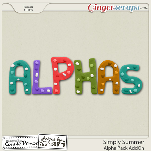 Simply Summer - Alpha Pack AddOn