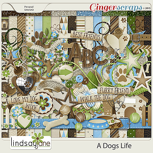 A Dogs Life by Lindsay Jane