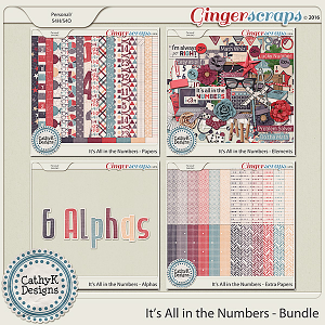 It's All in the Numbers - Bundle