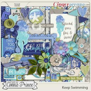 Keep Swimming - Kit