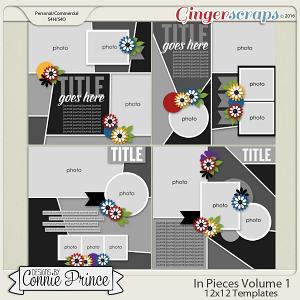 In Pieces Volume 1 - 12x12 Temps (CU Ok)