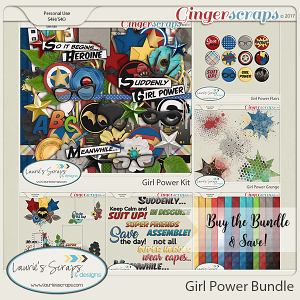 Girl Power Bundle