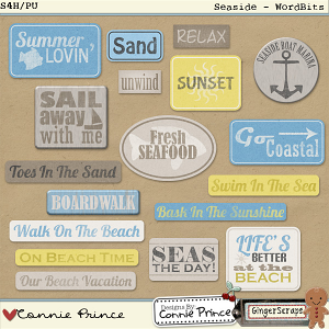 Retiring Soon - Seaside - WordBits