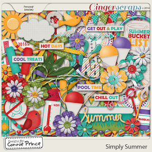 Simply Summer - Kit