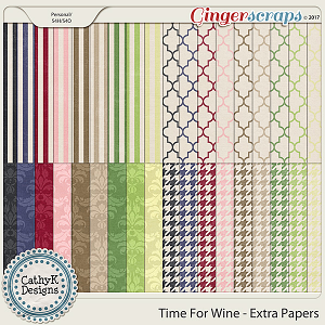 Time for Wine - Extra Papers
