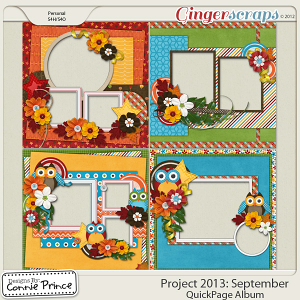 Retiring Soon - Project 2013:  September - QuickPages