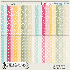 Baby Love - Extra Papers