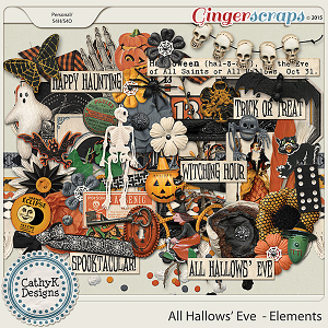 All Hallows' Eve - Elements
