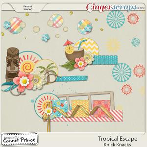 Retiring Soon - Tropical Escape - Knick Knacks