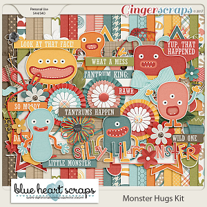 Monster Hugs Kit