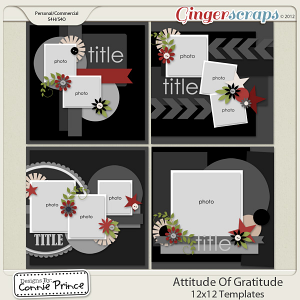 Retiring Soon - Attitude Of Gratitude - 12x12 Temps (CU Ok)