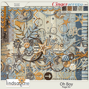 Oh Boy by Lindsay Jane