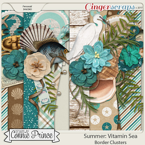 Vitamin Sea - Border Clusters